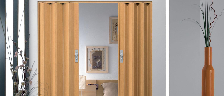 Porte a soffietto domolux tende da sole domodossola - Tende da sole per porte esterne ...